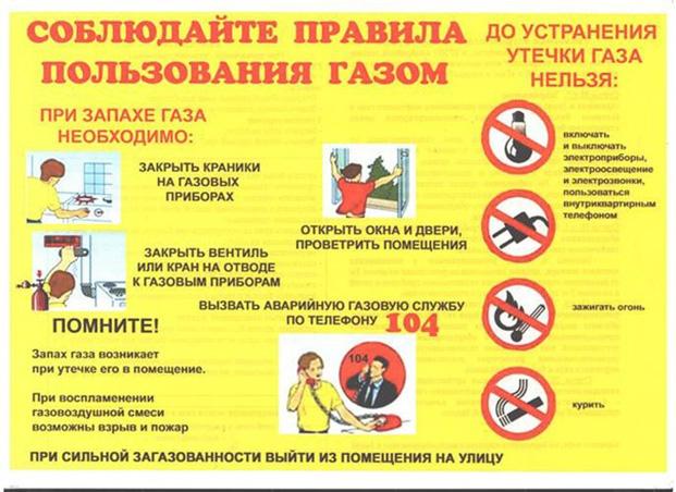 Администрация Климовского района | Памятка соблюдения мер пожарной  безопасности при эксплуатации газового оборудования